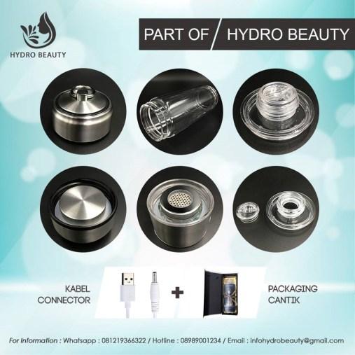 hydro beauty air hidrogen botol