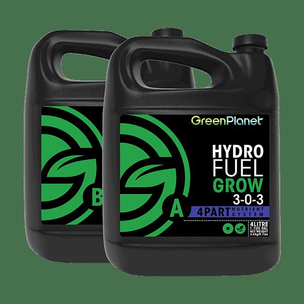 4 Part Hydro Fuel Grow A & B