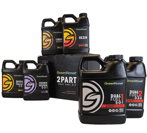 2 Part Dual Fuel Starter Kit Products