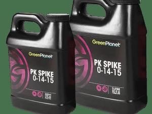 PK Spike