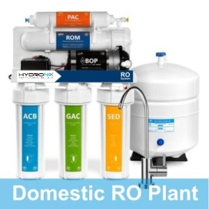 7 Stages RO Water Filter Plant