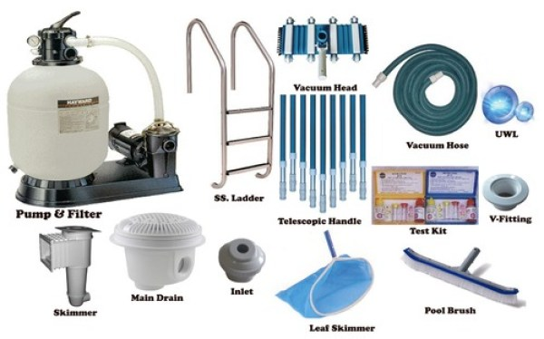 Swimming Pool Equipment Supplier in Pakistan