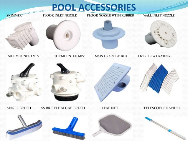 Swimming Pool Equipment Supplier