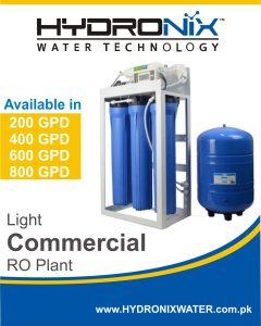light commercial ro plant