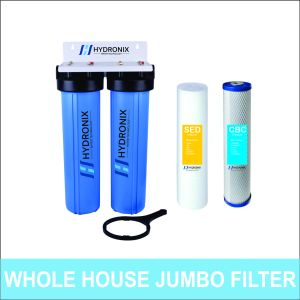 Whole House Jumbo Water Filter