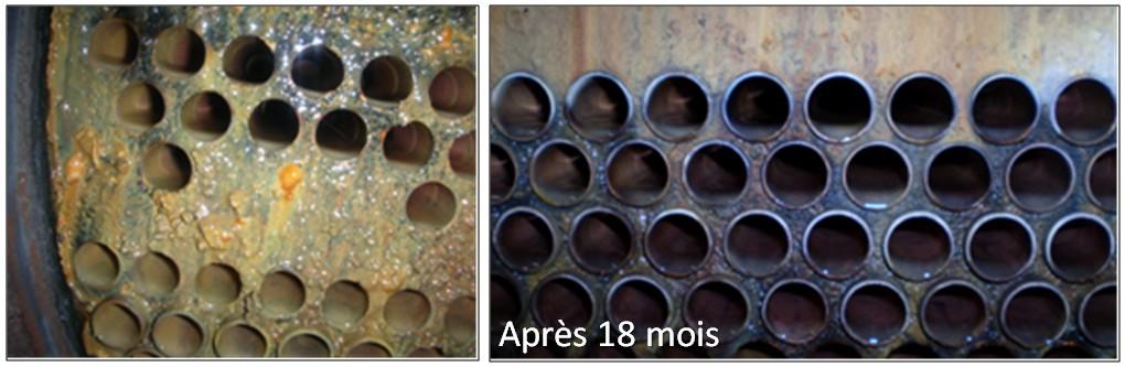 Formation de magnétite HydroPATH France Traitement de la corrosion
