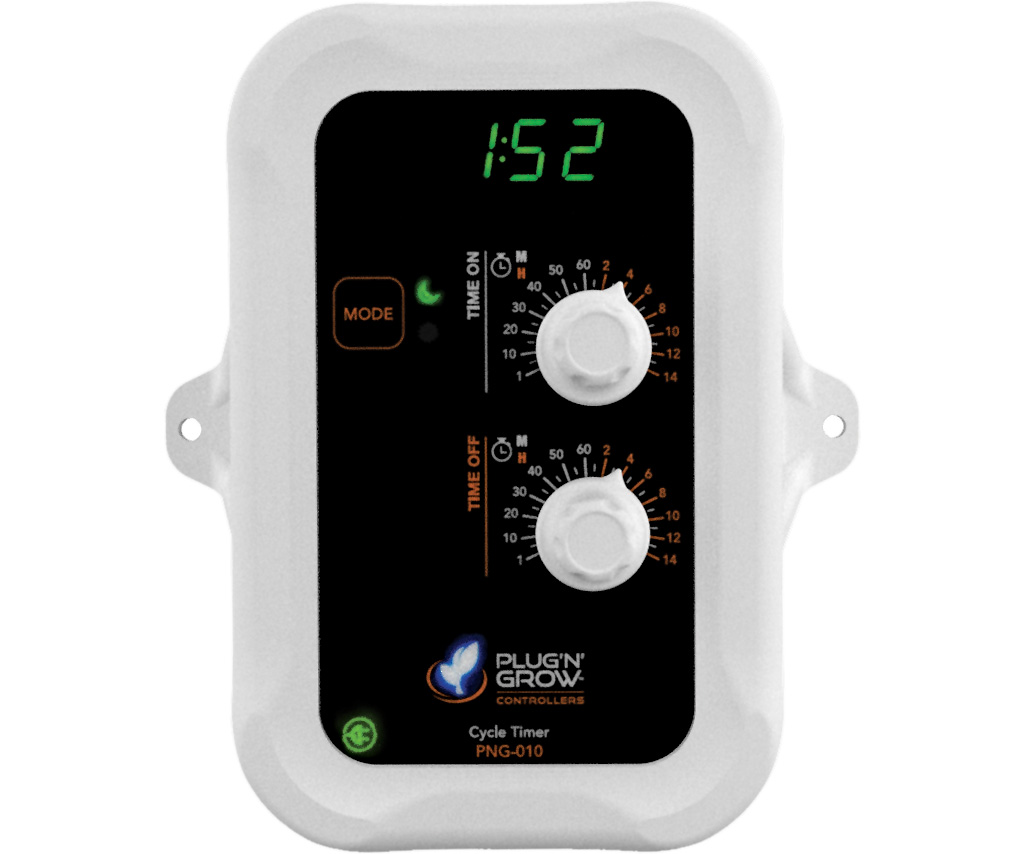 Day And Night Cycle Timer With Display