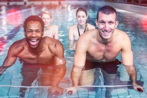 Hydrospin-Dragon-Hydrocyling-Pool-Fitness-Group-Workout-Cardigan-South-Wales