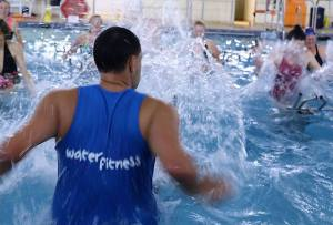 Hydrospin Dragon Water Fitness Lampeter Aberaeron Carmarthenshire