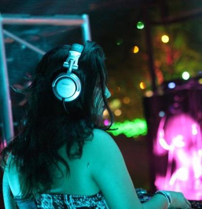 Bass Music Athena Hernandez