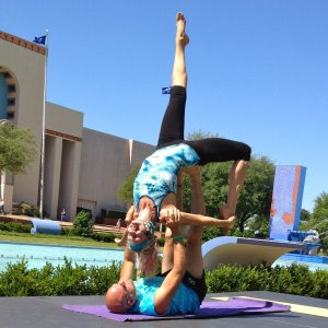 Yoga 4 Love with Lisa & Rich