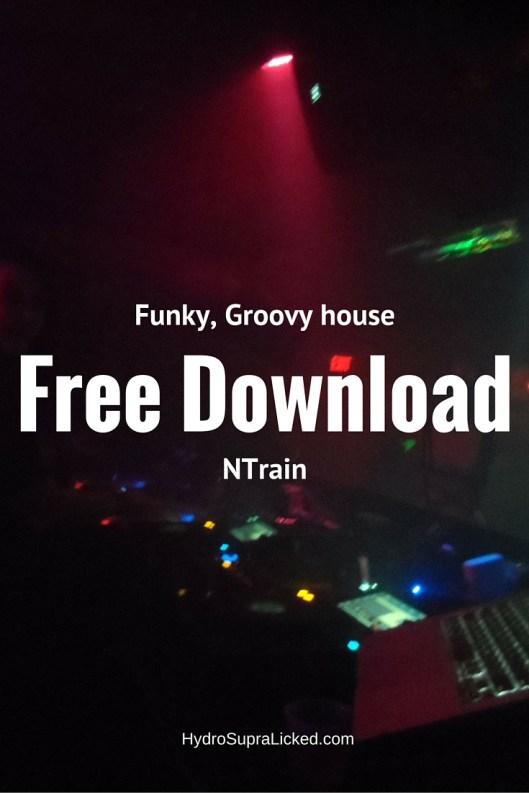 Funky, Groovy house
