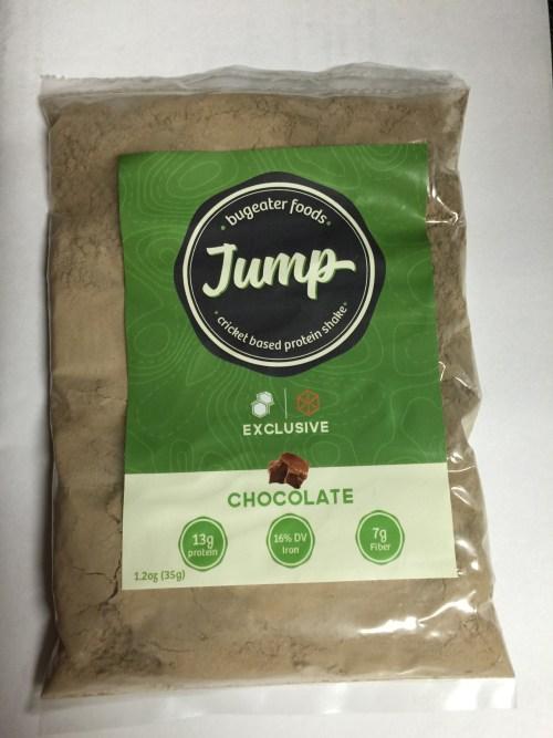 Bugeater Foods Jump