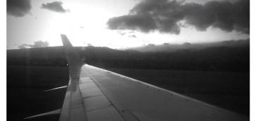 Landing in Quito