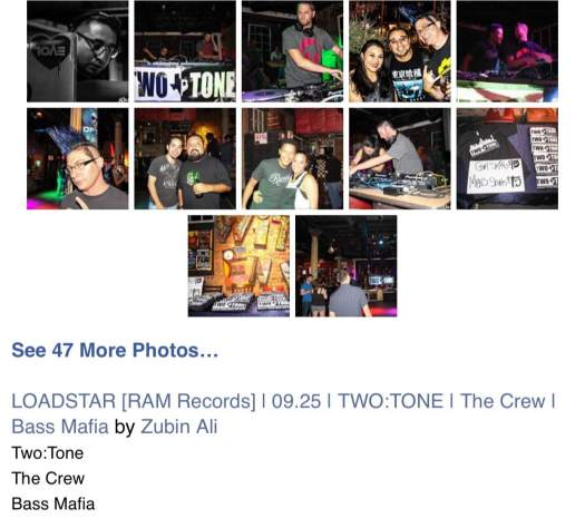 Facebook Loadstar photos