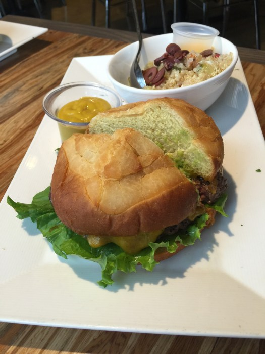 What is an Amazon Crunch Bun? This, this is that bun!