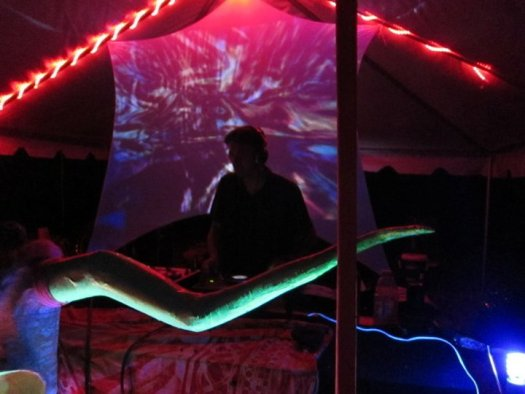 Klapton at Deep in the Heart of Trance