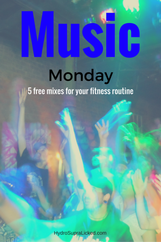 5 free mix downloads for Music Monday