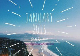 Should I just change my January 2015 goals or give up?