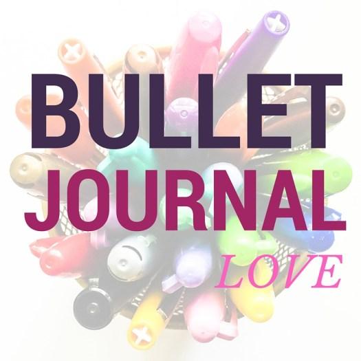 BULLET JOURNAL LOVE HYDROSUPRALICKED ALLYFIESTA