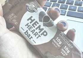 Review/Coupon Code: Manitoba Harvest Hemp Heart Bar