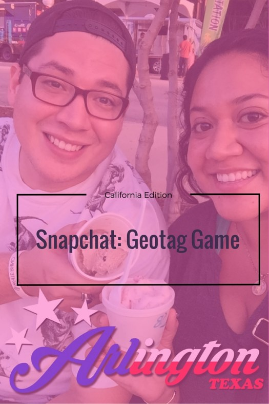 Snapchat- Geotag Game