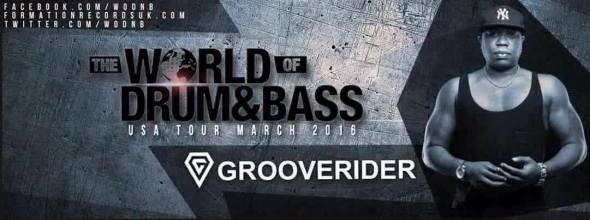 TWODNB Grooverider 2016