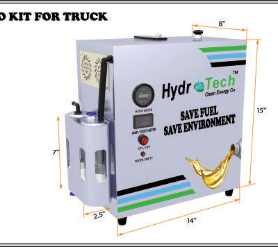 HHO Truck Kit Hydrotech fuel saver