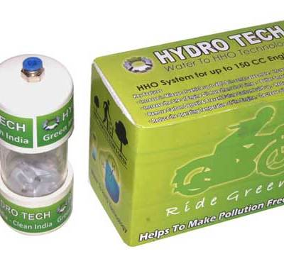 HHO kit for bike wet cell model of hydrotech