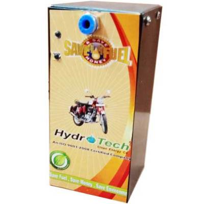 HHO bike kit comapct model hydrotech fuel saver