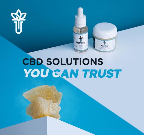 Hydroxyl Solutions CBD