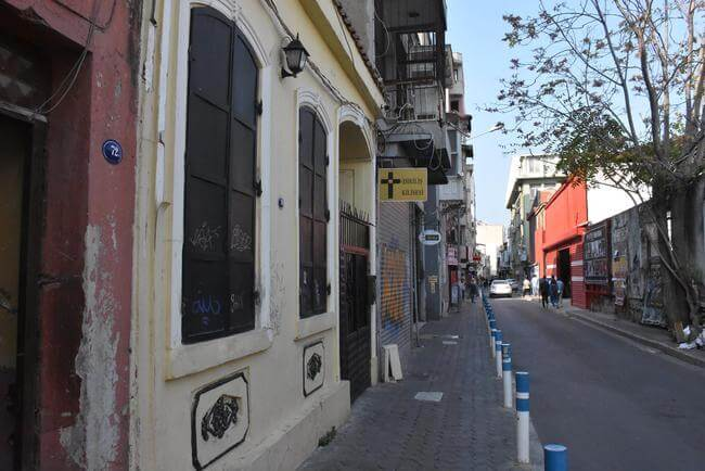 İzmir, Brunson