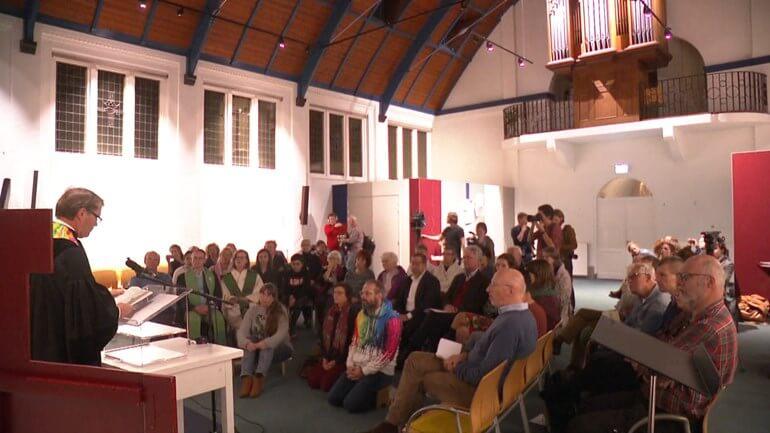 Dutch Protestant church