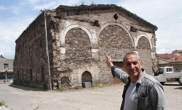 Tomarza Kültür Derneği eski Başkanı Hasan Gürbüz