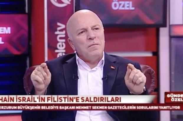 Erzurum Büyükşehir Belediye Başkanı