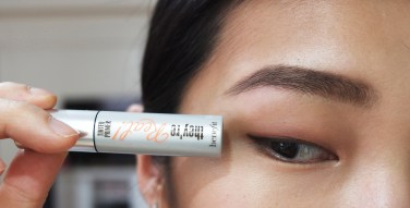 BEFORE: Benefit They're Real Tinted Lash Primer