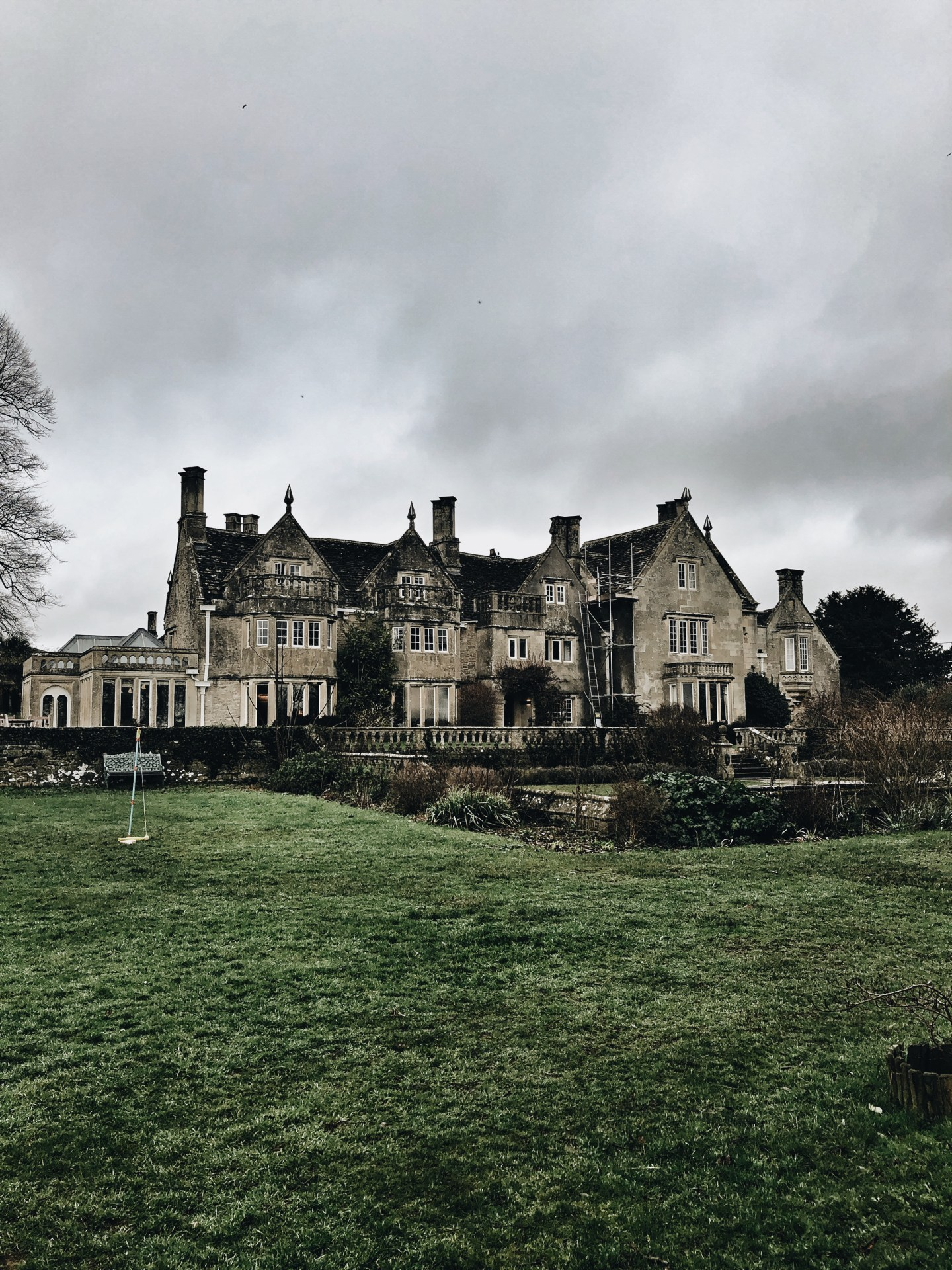Our family stay at Woolley Grange Hotel