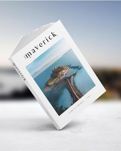 Maverick Book guide to Cornwall. Modern Gifts For Him