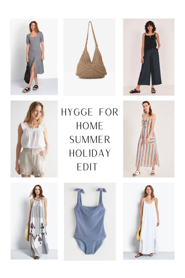 Summer Holiday Fashion Edit