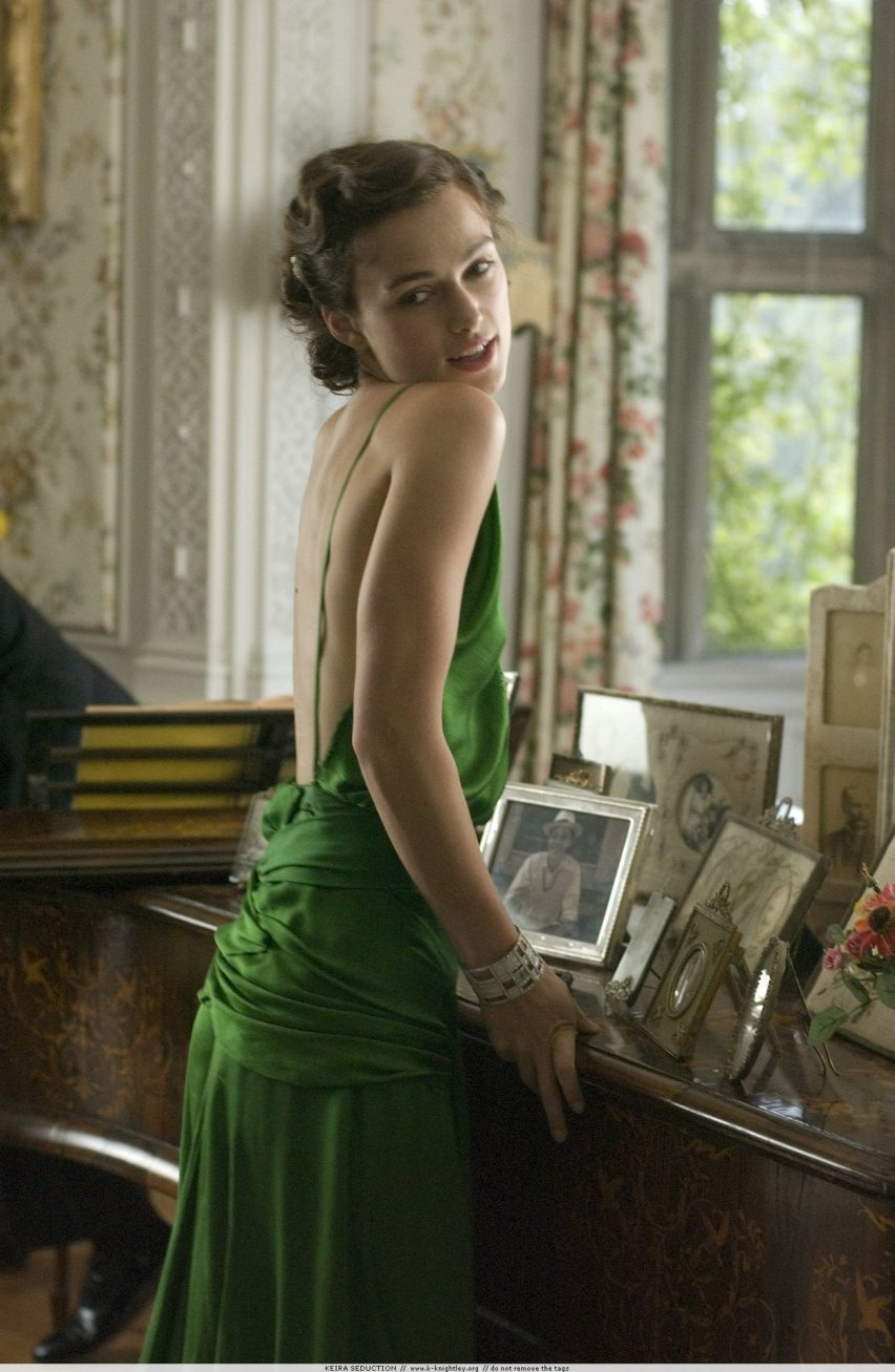 Atonement Film Scenes