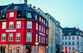 Copenhagen Denmark on Hygge House
