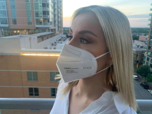 KN95 Face Mask in the USA