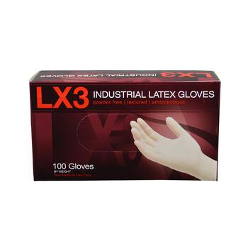 LX3 Ivory Latex Gloves