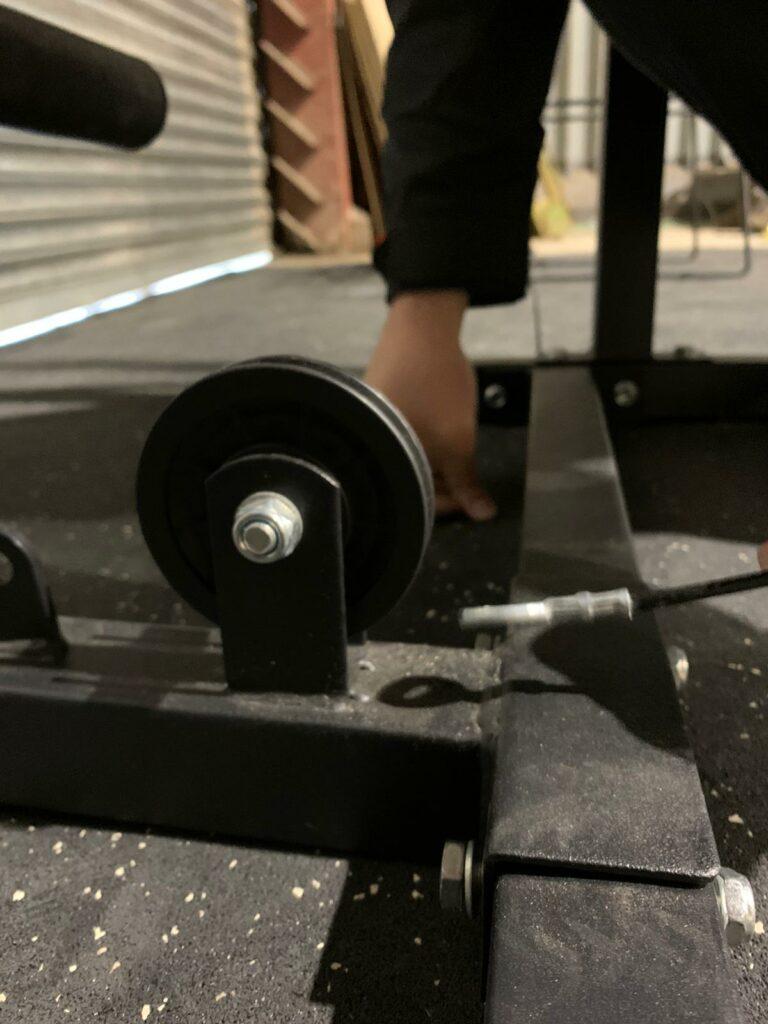 Squat Rack hex bolt
