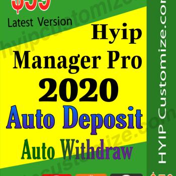 hyip template