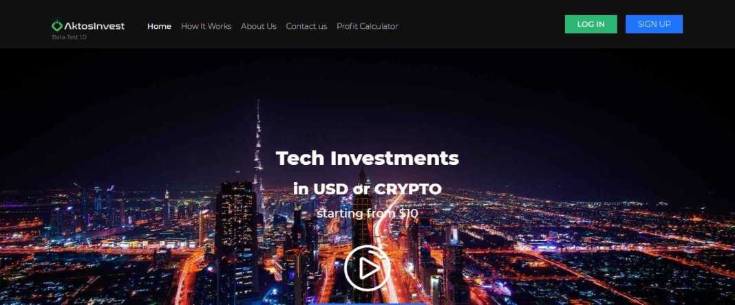 Aktosinvest.com Review: It Is Scam Or Paying? Read Our Review