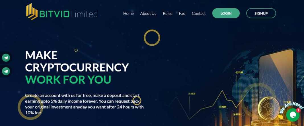 Bitvio.io Review: It Is Scam Or Paying? Read Our Review