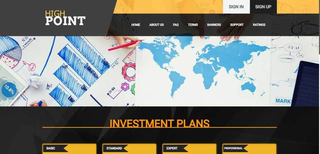 Highpoint Hyip Review : It Is Scam Or Paying? Read Our Review