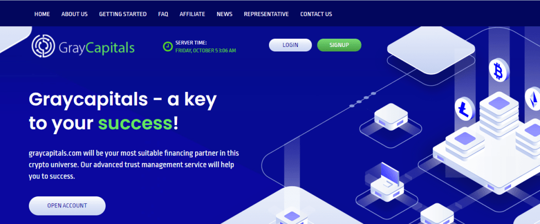Graycapitals Hyip Review : It Is Scam Or Paying? Read Our Review
