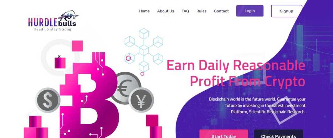 Hurdlebulls.com Review: Scam Or Paying? Read Our Full Review